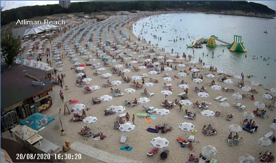 Atliman Beach Live Webcam