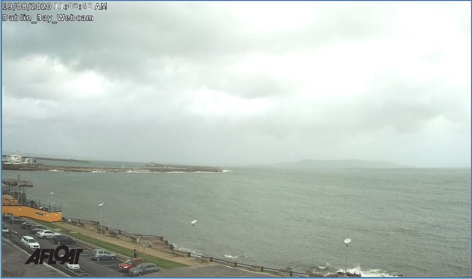 Dublin Bay Live Webcam HD