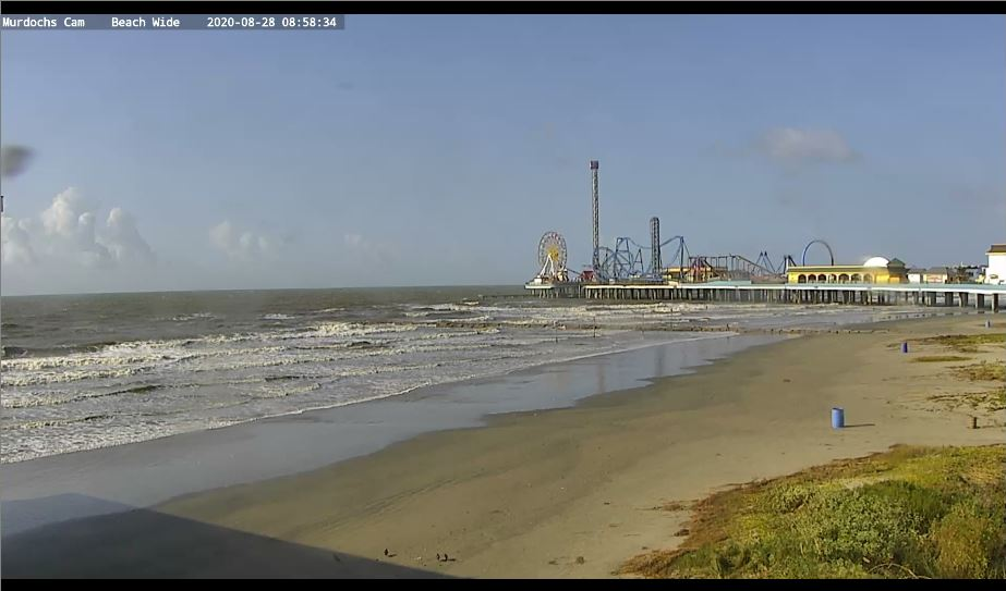 Galveston Pleasure Pier Live cam