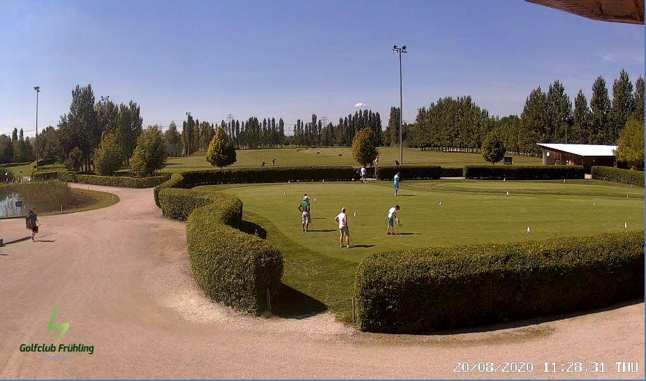 Golfclub Frühling Live Webcam HD