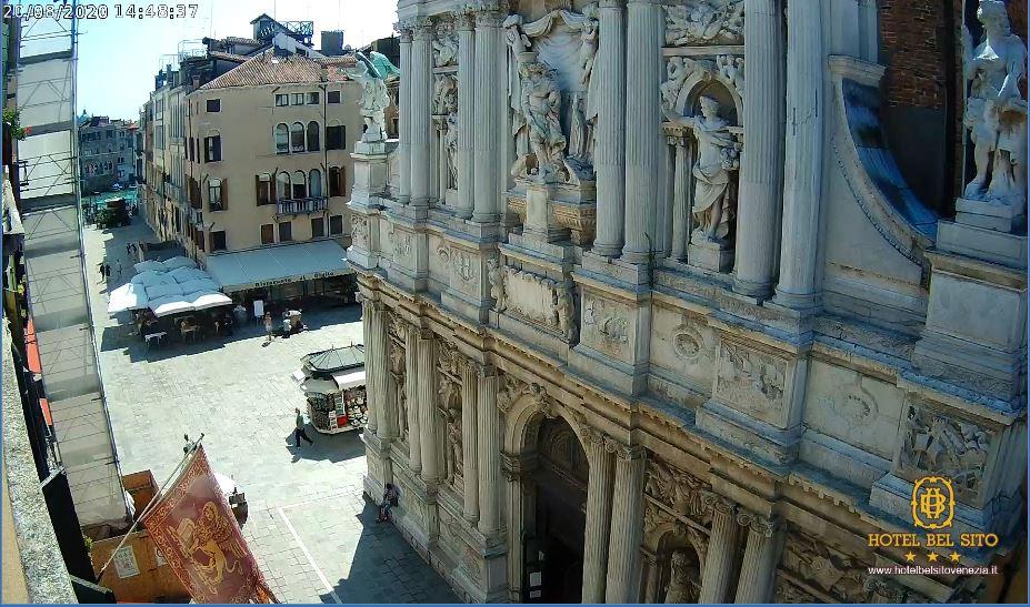 Hotel Bel Sito Venice Live Webcam