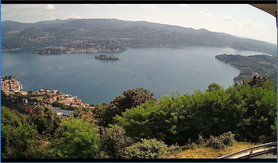 Lake Orta Live Webcam HD