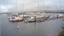 Largs Marina Live Webcam, North Ayrshire, Scotland