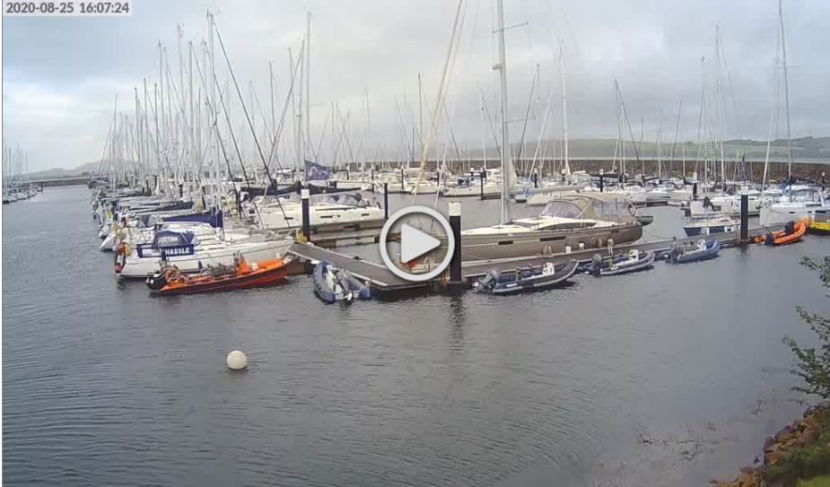 Largs Marina Live Webcam