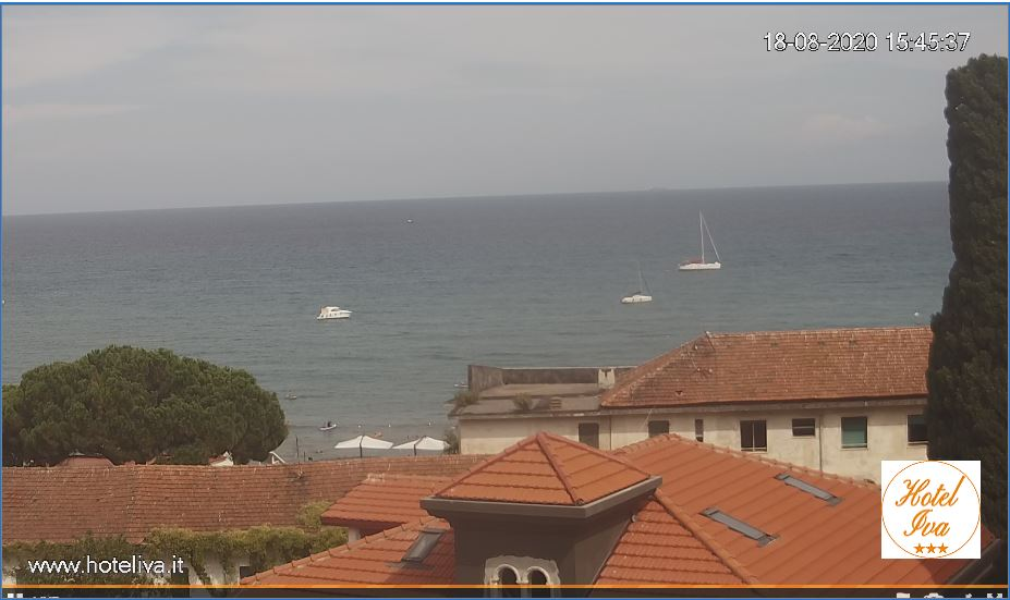 Live Webcam HD Diano Marina