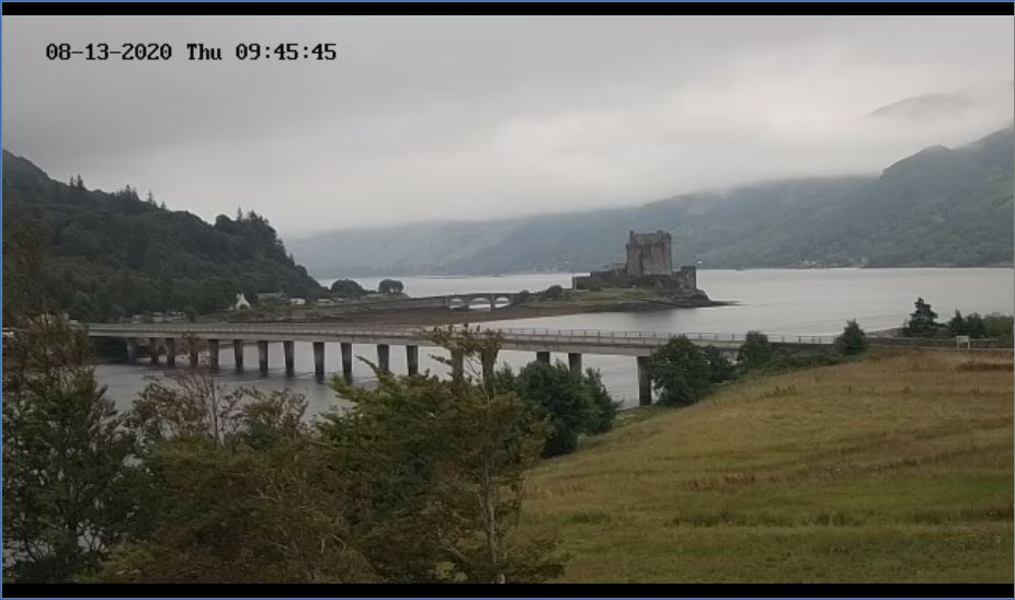 Live Webcam Scottish Highlands