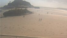 Mounts Bay Live Webcam, Marazion, Cornwall