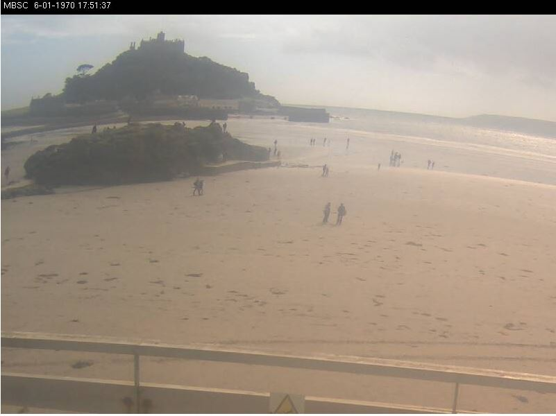 Mounts Bay Live Webcam