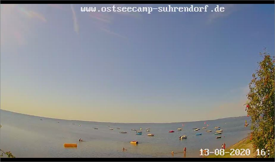 Ostseecamp Suhrendorf Live Webcam