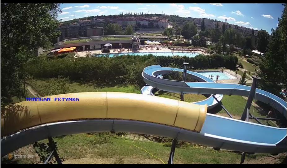 Petynka Water Park Live Webcam
