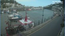 Portbyhan Hotel Live Webcam, West Looe Cornwall