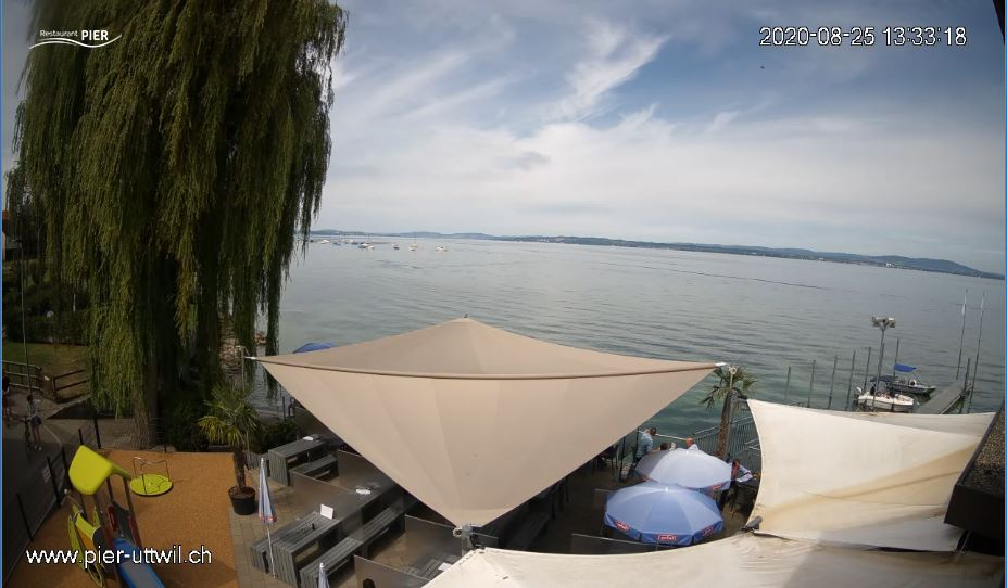 Restaurant Pier Live Webcam