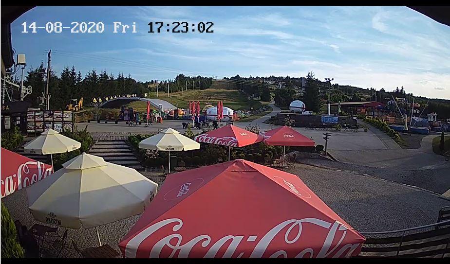 Sabat Krajno Park Live Webcam