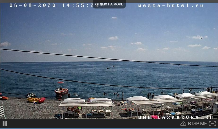 Sochi Live Webcam