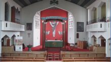St Patrick's Church Live Webcam, Newport, Wales