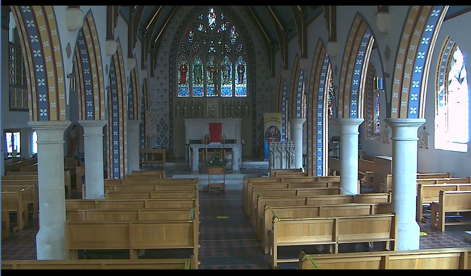 St Thomas of Canterbury Live Webcam