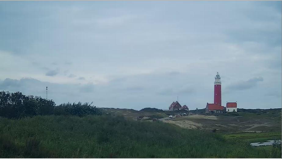 Texel Lighthouse Live Webcam