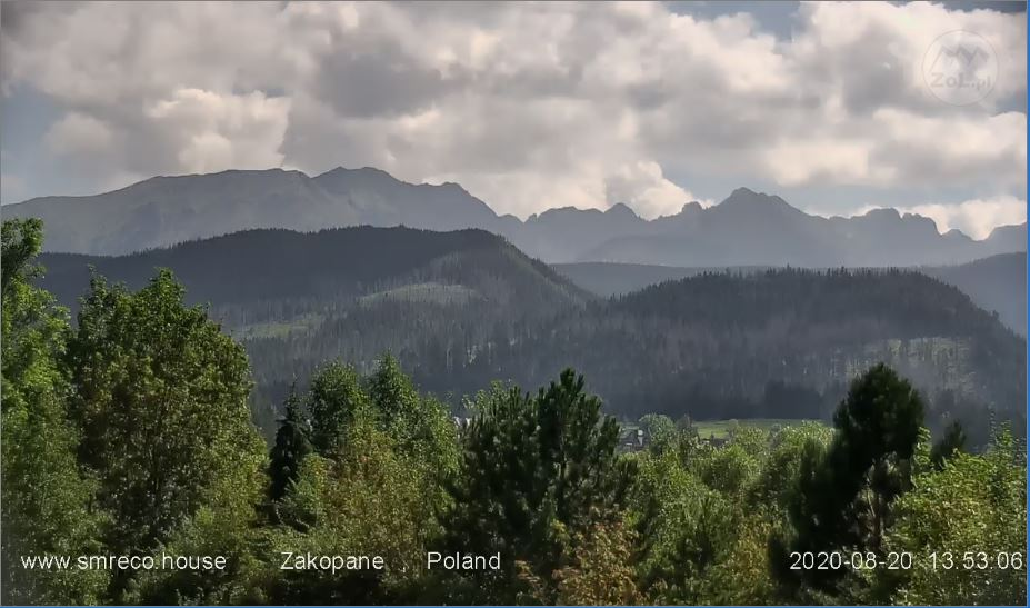 Zakopane Live Webcam