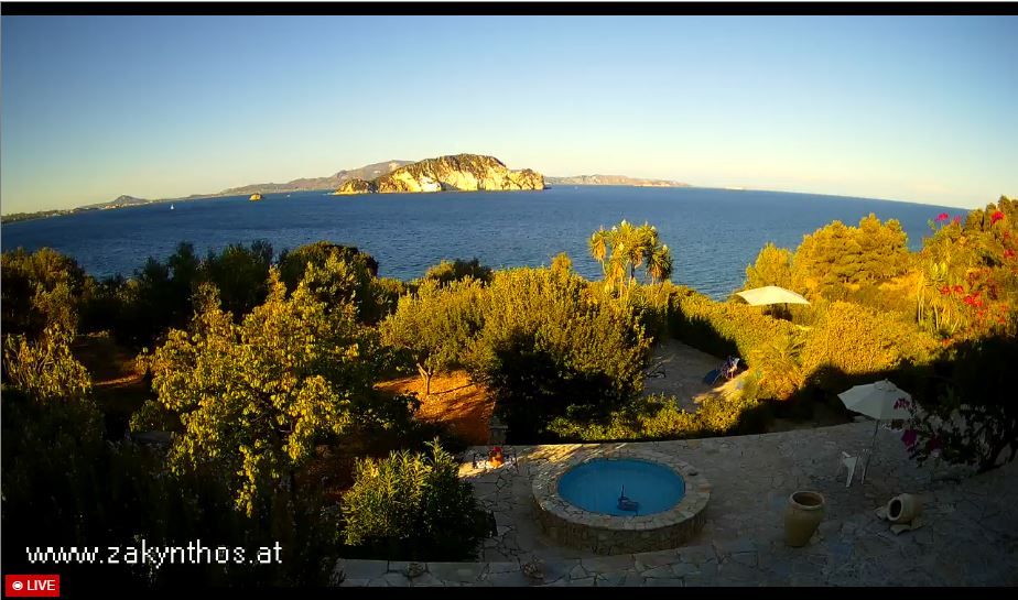 Zakynthos Live Webcam HD