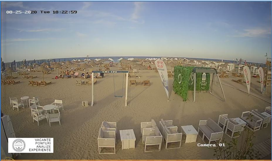 Zoom Beach Live Webcam HD