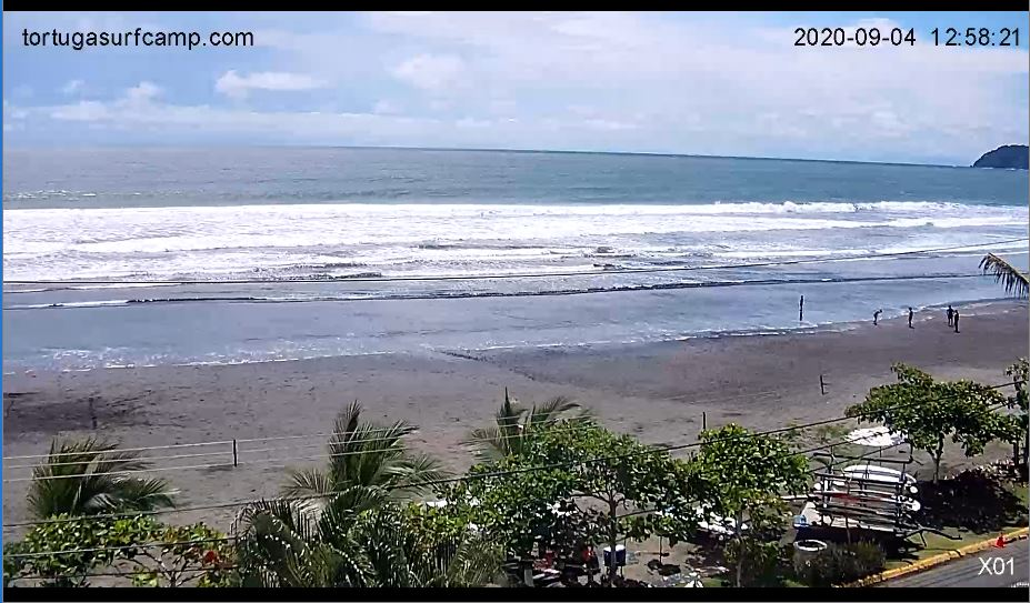 Jaco Beach Live Webcam
