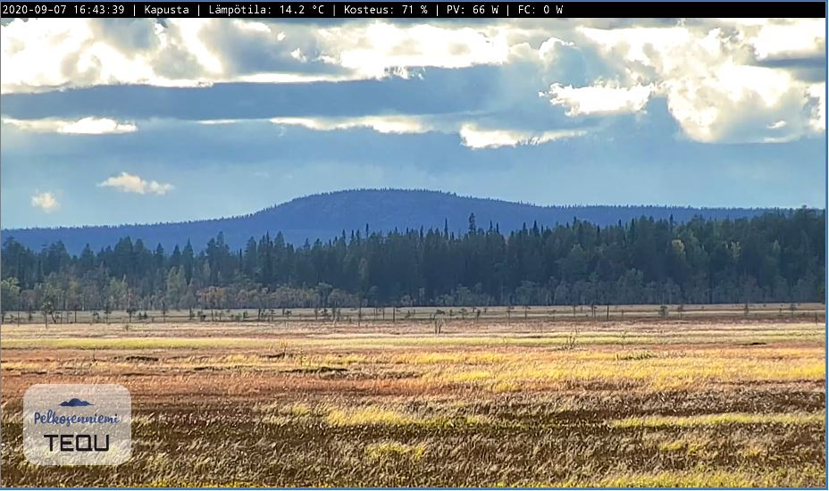 Lapland Live Webcam
