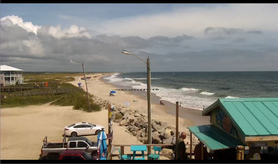 North Carolina Beach Live Webcam