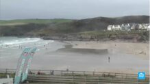 Polzeath Beach Live Webcam, England