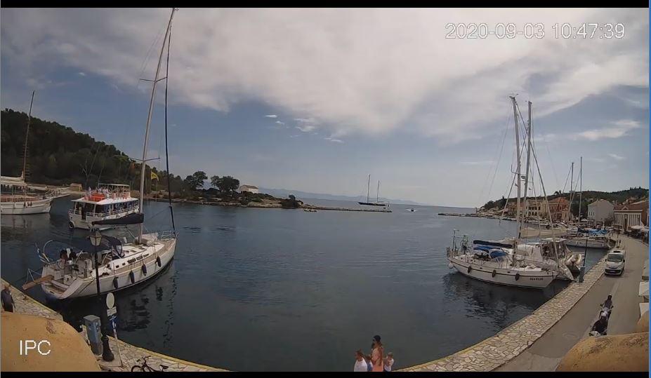 Port Gaios Live Camera