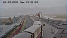 Porthmadog Railway Live Camera, Wales