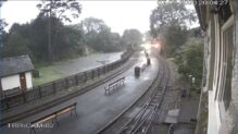 Tan y Bwlch Station Live Camera, Wales