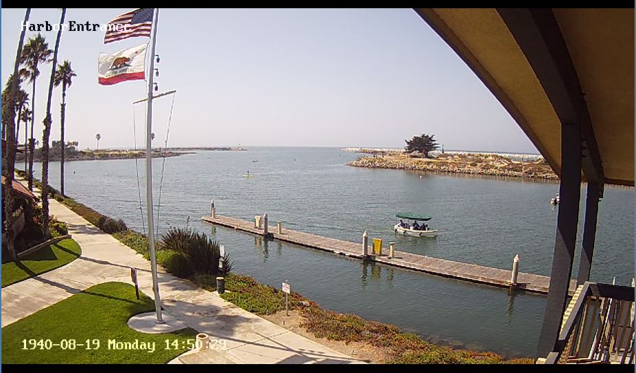 Ventura Harbor Live Webcam