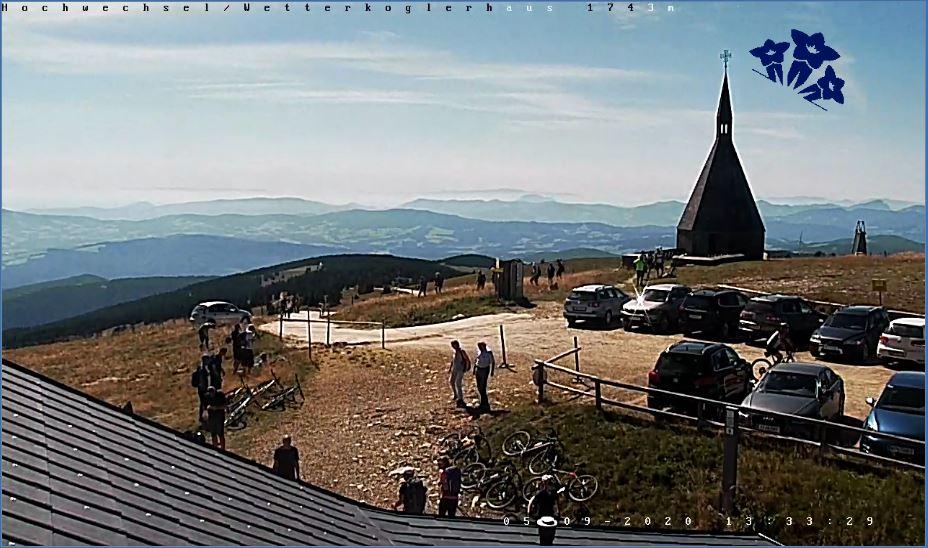 Wetterkoglerhaus Live Camera