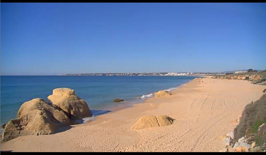 Galé Beach Live Cam