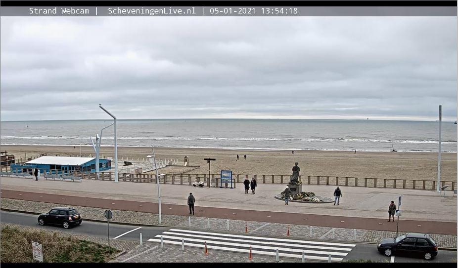 Scheveningen Beach Live Cam
