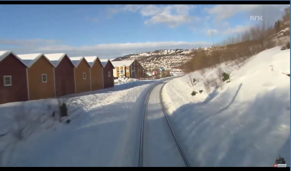 train live cam norway