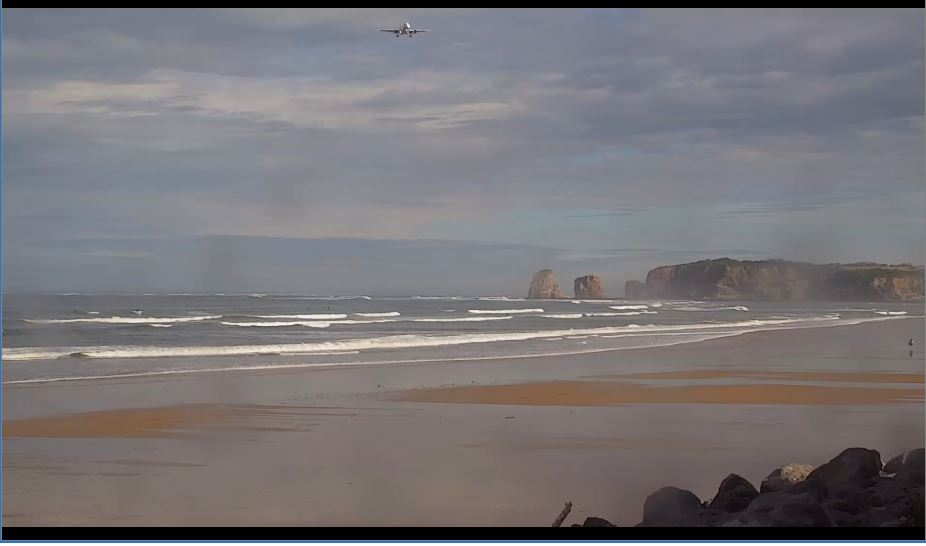 Amazing HD Hendaye Beach Live Webcam, France