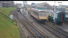 Amazing HD Swanage Railway Live Webcam, England