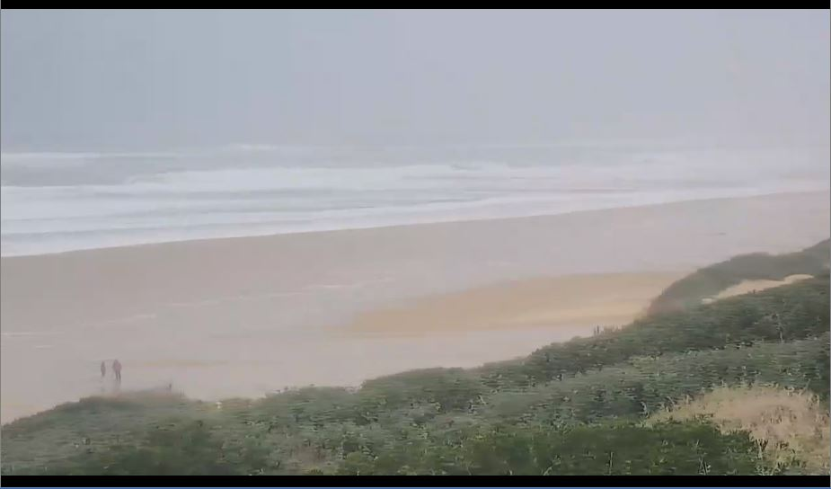 Biscarrosse Beach Live Webcam Amazing HD, France